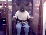 Забавное развлечение в Лас Вегасе — эмуляция казни на электрическом стуле